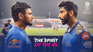 The Spirit of the IPL