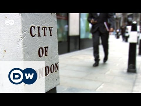 "City of London:  Ein ""No!"" zum Brexit 