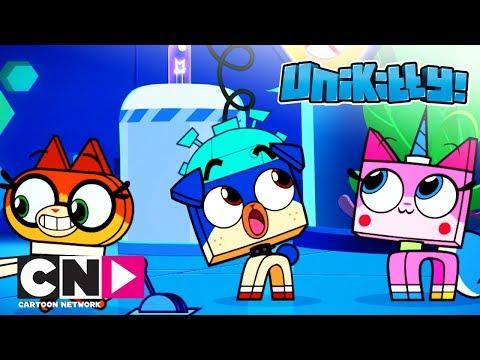 Юникитти | Микстура счастья | Cartoon Network