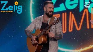 Elianto - Canzone Improvvisata sul palco di Zelig - Zelig Time I ZeligTV