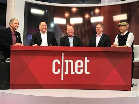CES 2018: A panel discussion on smart cities