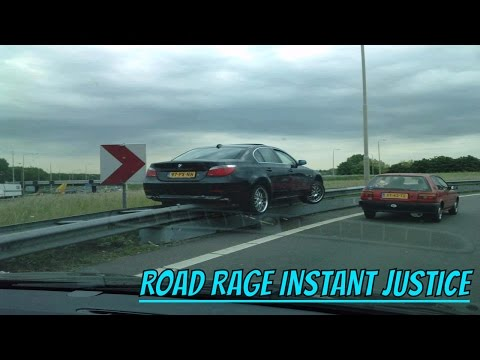 Road Rage Instant Justice Compilation