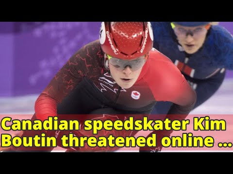 Canadian speedskater Kim Boutin threatened online after controversial Olympic bronze