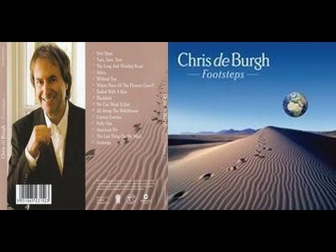 Chris de Burgh - Footsteps (audio)