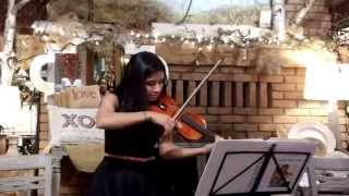 Sound of Music Medley (Violin Cover by Kimberly McDonough)