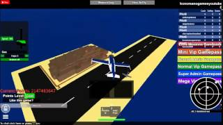ROBLOX [just fly around]