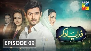 Zara Yaad Kar Episode 9 HUM TV Drama