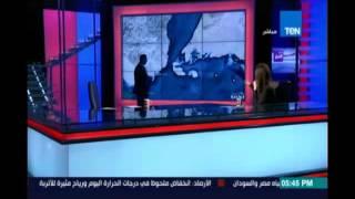 اللواء اركان حرب الشهاوي يشرح خط سير الجسر الجديد بالتفصيل علي الخريطة