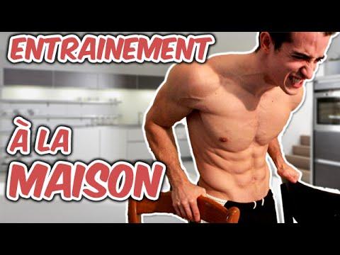 musculation bras poids du corps
