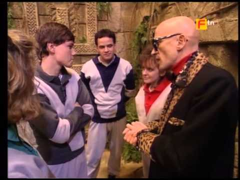 The Crystal Maze - Series 1 Episode 6 FULL EPISODE!!