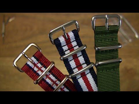 TStrap NATO Watch Straps