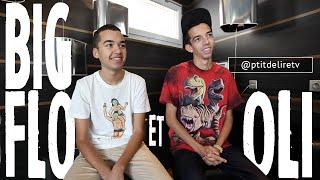 BIG FLO & OLI- [ figurants dans un clip de Gradur ? ] Ptit Delire Interview