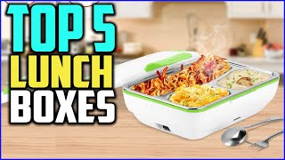 Top 5 Best Electric Heated Lunch Box 2020