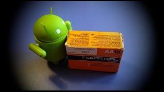 Посилка з Німеччини - Батарейки Duracell Industrial AA10 з eBay