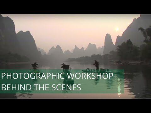 China's Li River & The Yellow Mountains - Photographic Workshop