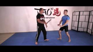 SELF DEFENSE LESSON (basic lesson) 2