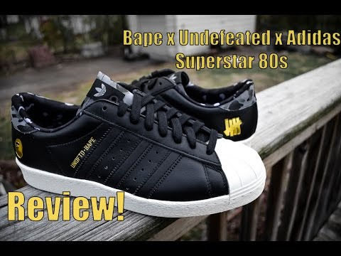Union x adidas Consortium 10th Anniversary Superstar Now