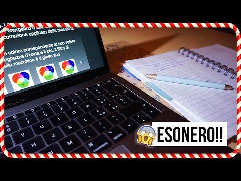 MI PREPARO AL PRIMO ESONERO!! 📚 | VLOGMAS 05/12/17