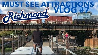 Video Richmond, Virginia Top 3 (FREE) Must- See Attractions  Things To Do Vlog #7 download MP3, 3GP, MP4, WEBM, AVI, FLV Agustus 2018