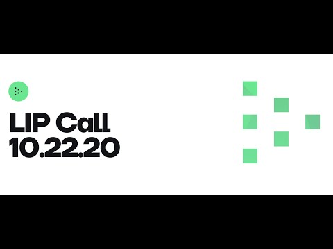 LIP Call - 10.22.20