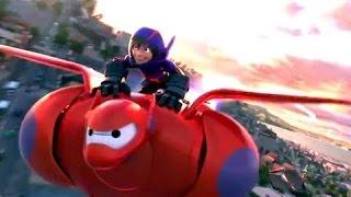 Big Hero 6 Trailer Oficial Dublado (2014) HD