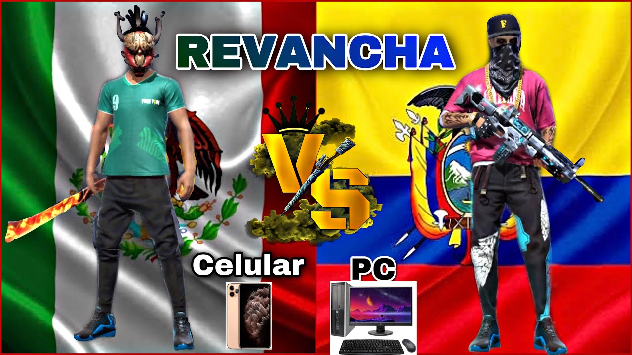 Download Sakura VS HipHop MEXICO VS ECUADOR  REVANCHA PVP FREE FIRE DUELO POR EL TRONO THE KING OF PVP