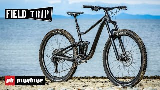 Giant's $2,500 Trance X Review: Loves Tech Trails | 2021 Pinkbike Field Trip