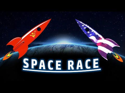 The Space Race From Beginning to End