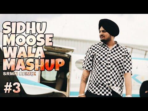 Sidhu Moose Wala Mashup Vol. 3  Srmn Ft. Bebe Rexha  Pbx1  1 Beat 10 Songs