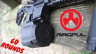 Magpul D60   60 Round Magazine