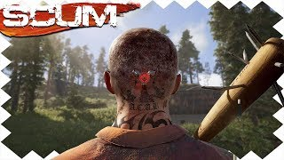 Scum | GETTING STARTED | GAMEPLAY SURVIVAL | Journal Ep 1