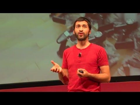 Environmental justice with open technology | Cesar Harada | TEDxTohoku