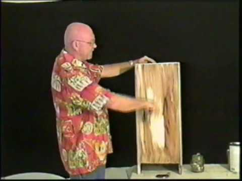 wood finishing techniques videos 2