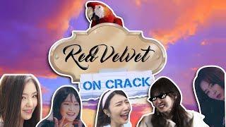 Red velvet on crack
