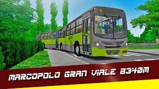 OMSI 2 - MARCOPOLO GRAN VIALE B340M VOLVO (lançamento) + DOWNLOAD