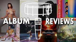 Gambar cover Danny Brown, Charli XCX, Angel Olsen, Nick Cave & The Bad Seeds, JPEGMAFIA: QUICK REVIEW BASHEROO