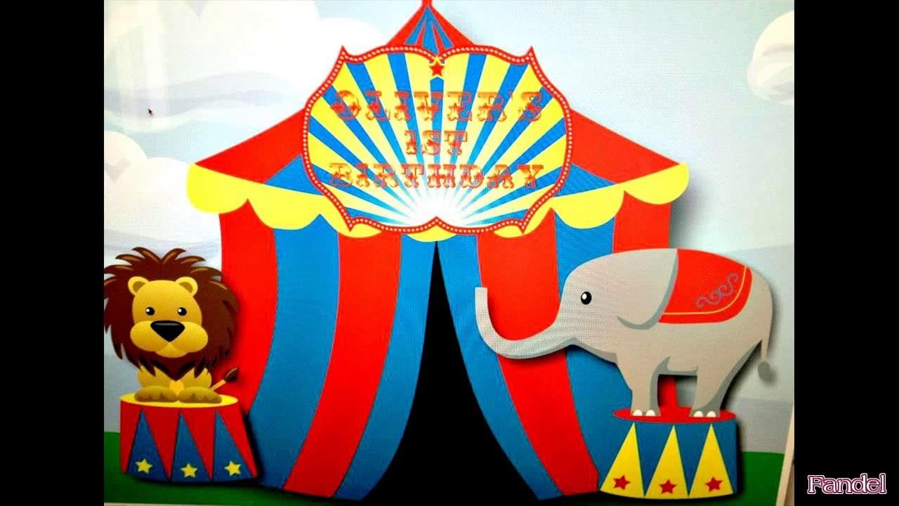Circus Theme Party Ideas S