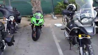 Dubai's Super Bikes 2016- Luxury bikes in Dubai.