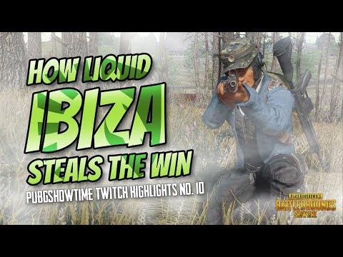 TEAM LIQUID IBIZA INSANE WIN | PUBG Highlights and Funny Moments #10
