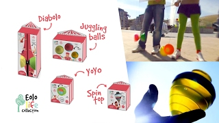 Eolo Life Collection: Juggling - Eolo