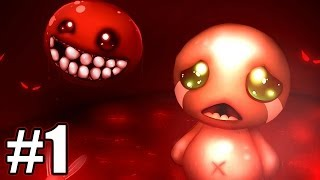 THE BINDING OF ISAAC: SUPER MEAT BOY 4 EVAR! (1/2)