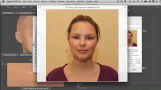 Poser 10 - Poser Pro 2014 Tutorial | Preparing Custom Face Textures