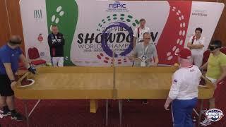 Zavialov rUSSIA Lahtinen fINLANDE chw iTALY 2019