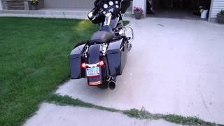2012 street glide 103ci with d fat cat 556 32lq