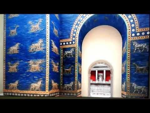 PERGAMON Museum - Berlin - Germany - Jan 2016