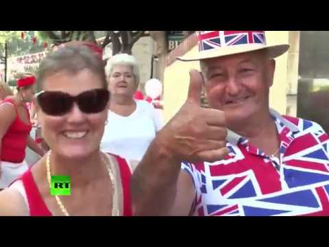 Gibraltar celebrates 50 years since voting to remain British