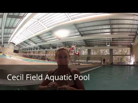 Cecil Field Aquatic Center Jacksonville Florida Usa
