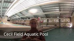 Cecil Field Aquatic Center, Jacksonville, Florida, USA