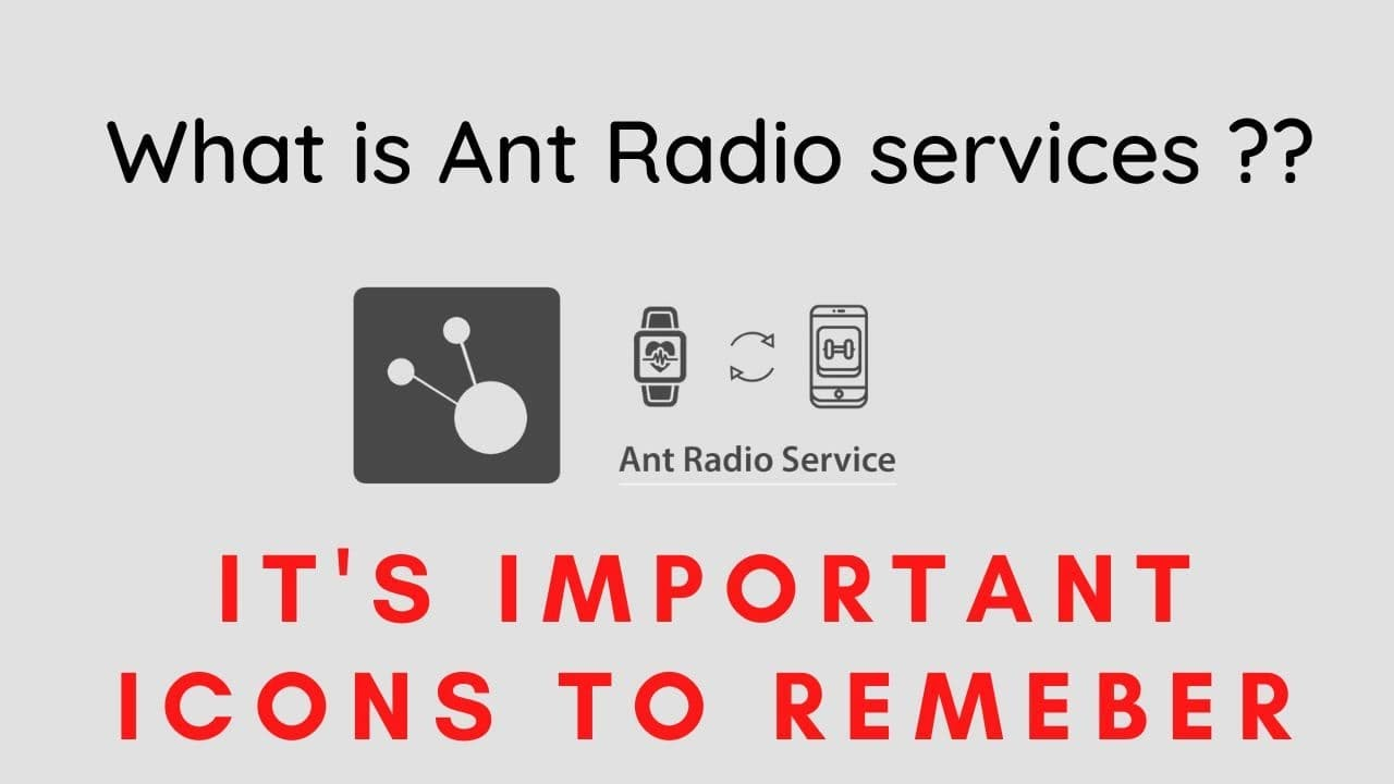 What is ant radio service? - YouTube