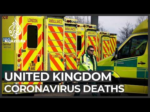 UK Coronavirus Deaths Rise 27 Percent In One Day